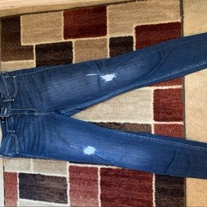 Hollister Denim Jeggings